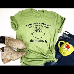 100 percent that grinch T-shirt